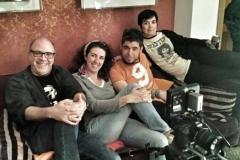 Guridi, Mj Horcajuelo, Hector y yo